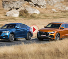 VIDEO: Audi Q8 vs BMW X6