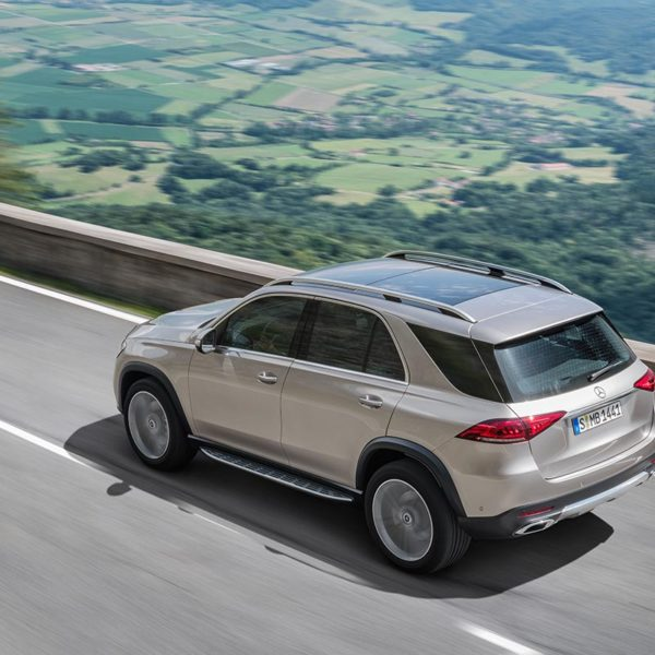 Prețuri în România pentru noul Mercedes-Benz GLE