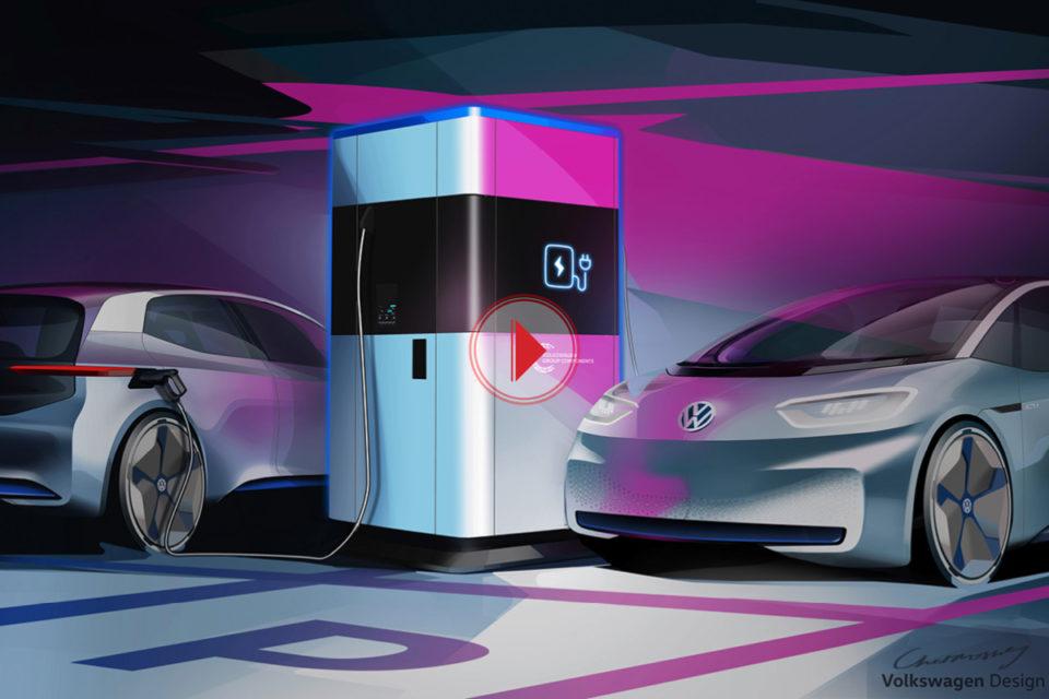 stațiile de încărcare mobile pentru mașini electrice