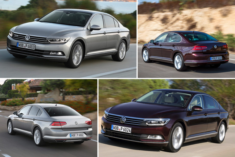 Volkswagen Passat: diesel sau benzină