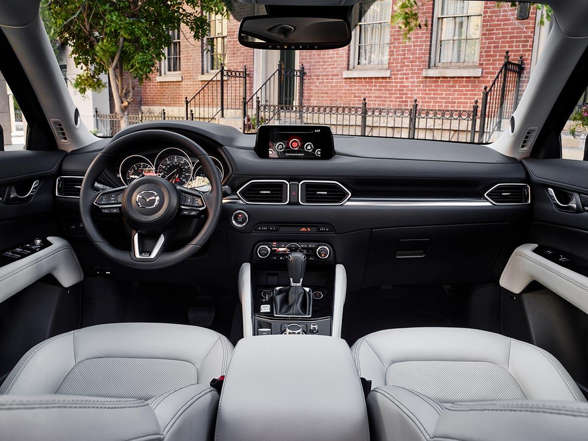 Mazda CX-5 2019: îmbunătățiri notabile pentru acest an