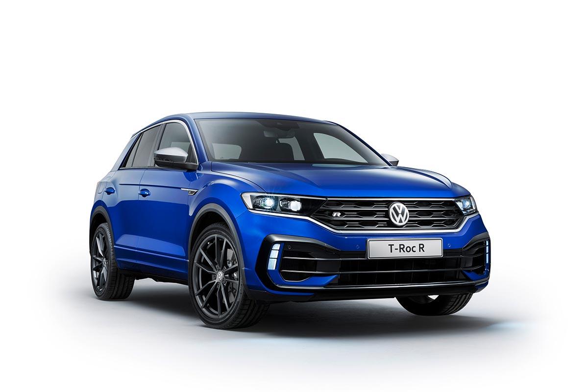 Noul Volkswagen T-Roc R