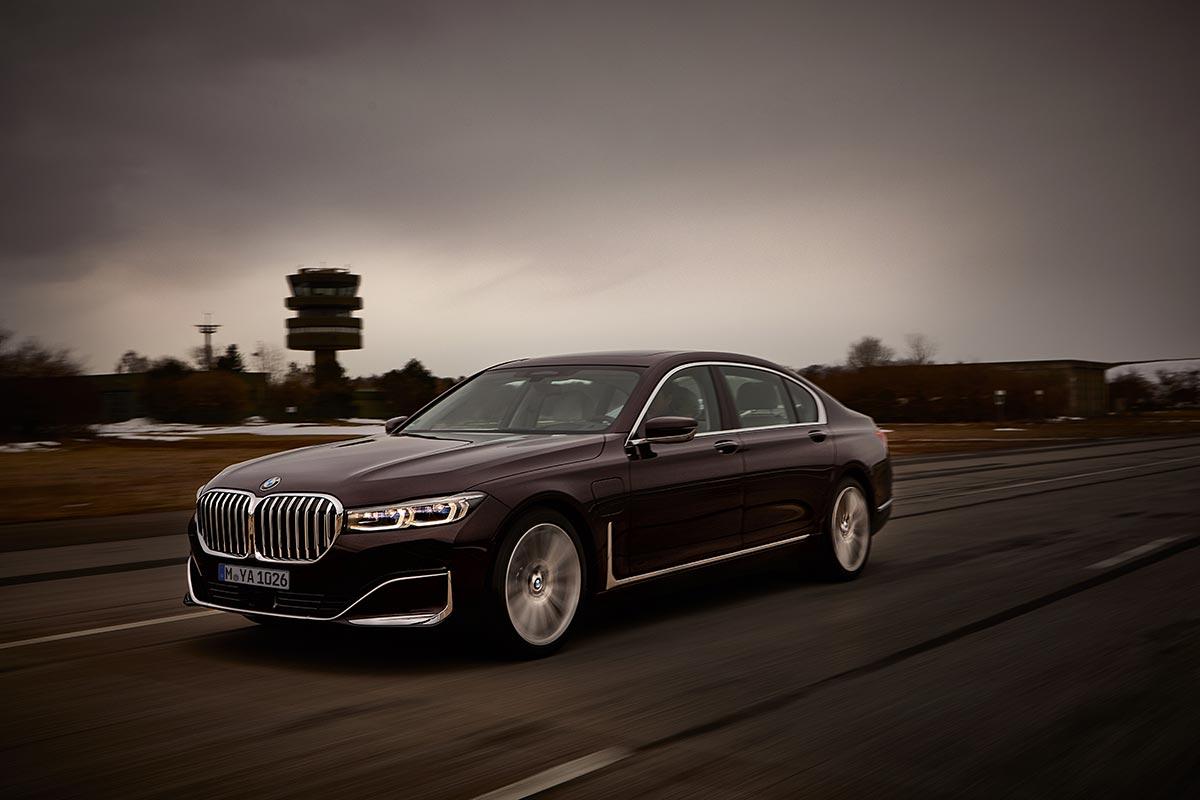 Noul BMW Seria 7 Sedan 745e