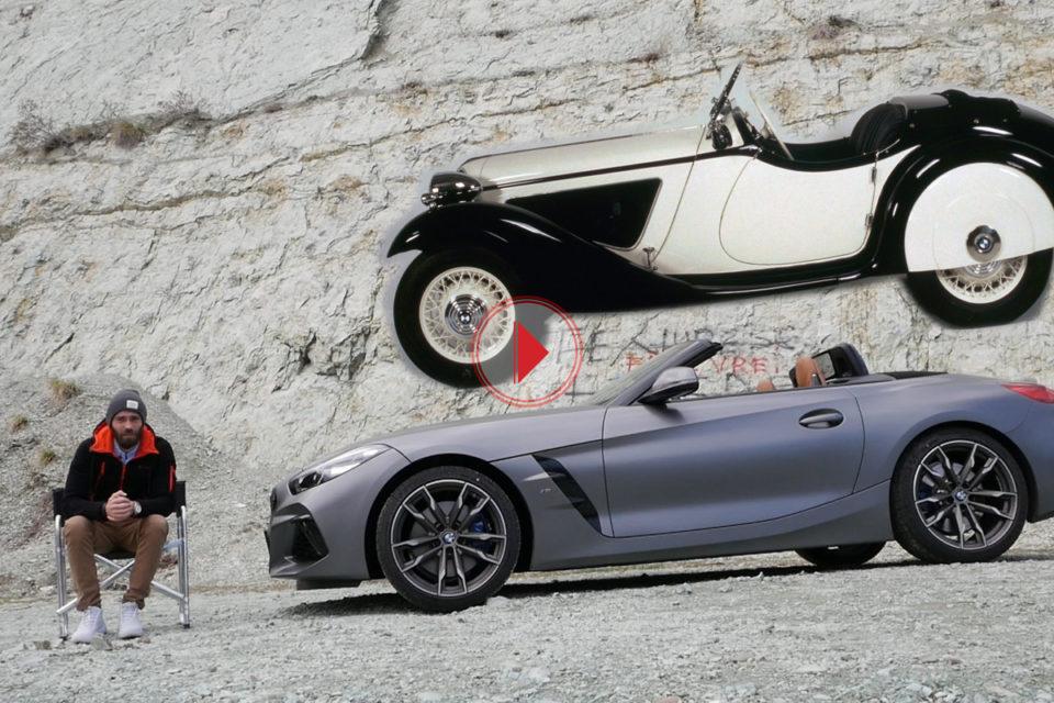 Noul BMW Z4 M40i