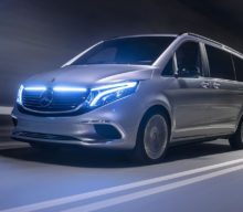 Mercedes-Benz EQV – Primul MPV premium electric