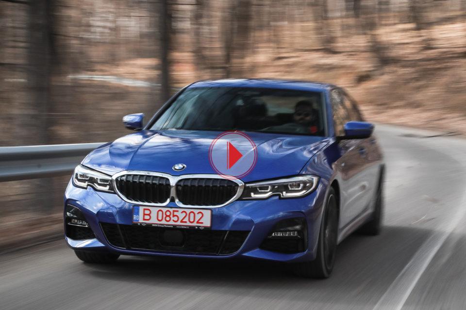 Test drive cu noul BMW Seria 3