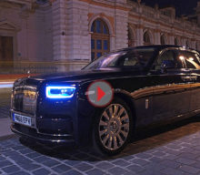 [VIDEO] Cu un Rolls-Royce Phantom de la București la Budapesta