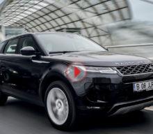 [VIDEO] Test cu noul Range Rover Evoque: camere de gardă