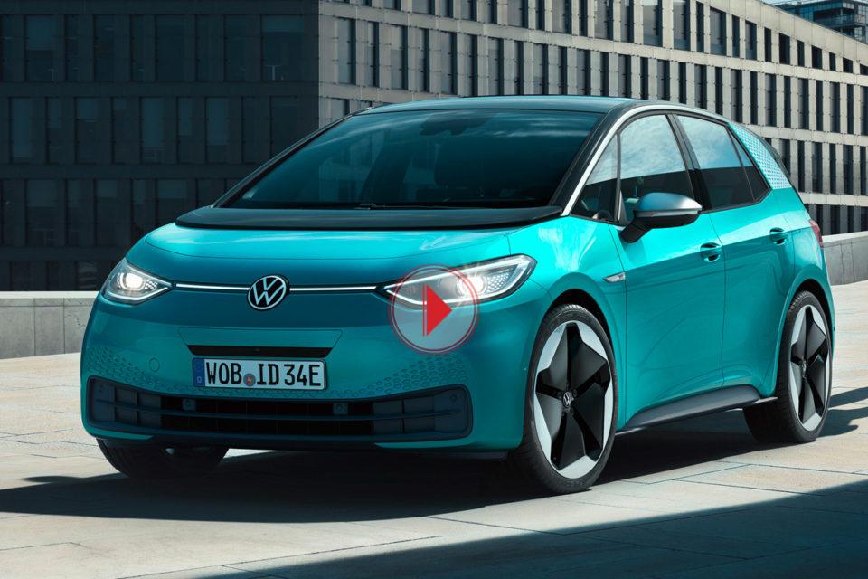 Noul Volkswagen ID.3
