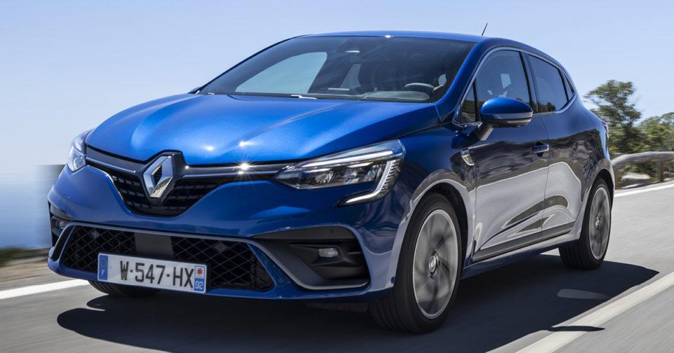 Test cu noul Renault Clio