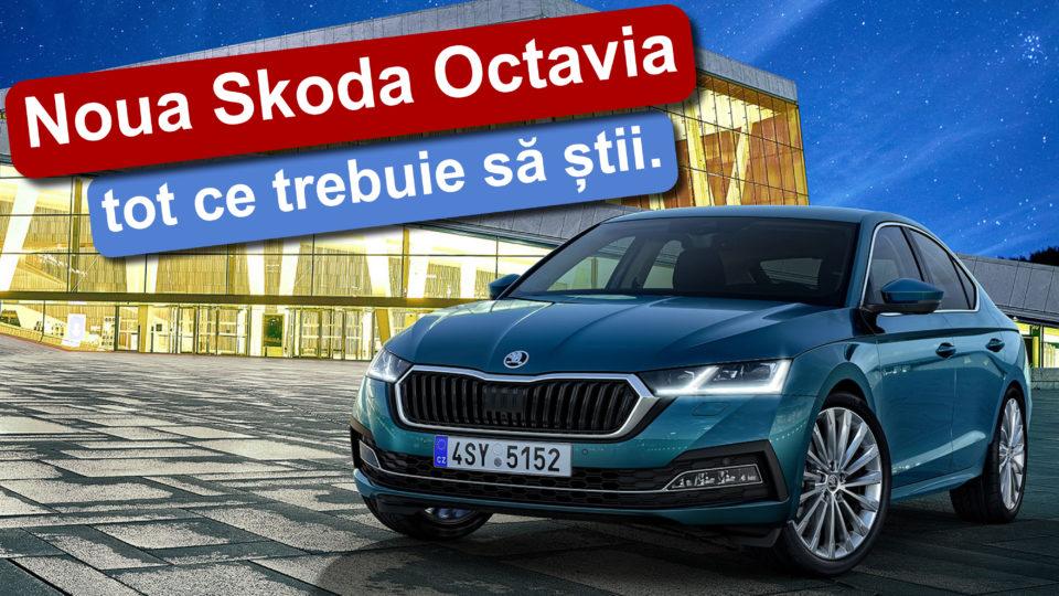 Noua Skoda Octavia