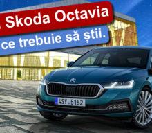 [VIDEO] Noua Skoda Octavia: tot ce trebuie să știi