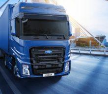 Ford Trucks, lider pentru al doilea an consecutiv în segmentul vehiculelor municipale și de construcții