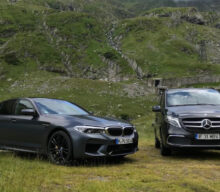 [VIDEO] BMW M5 și Clasa V: roadtrip pe Transfăgărășan