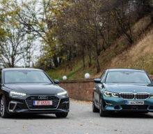 (VIDEO) BMW 330e vs Audi A4 40 TDI : Hybrid sau diesel?
