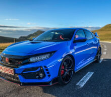 [VIDEO] Test cu noua Honda Civic Type R pe Transbucegi