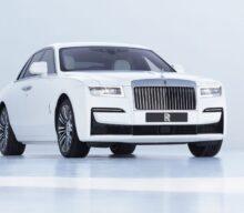 Rolls-Royce Ghost a sosit în România și este prezentat individual potențialilor clienți