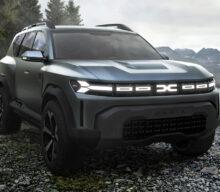 [VIDEO] Dacia Bigster: un Ford Bronco de România?