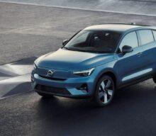 VOLVO C40 Recharge debutează cu autonomie electrică de 420 km