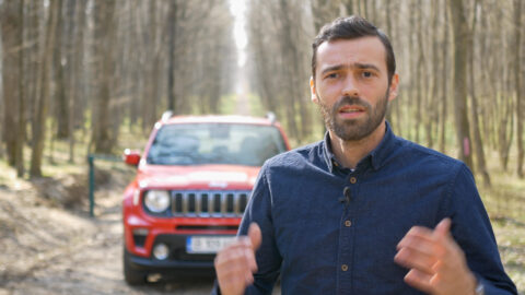 [VIDEO] Test Jeep Renegade: chiar merită să-l iei cu motor de 1 litru?