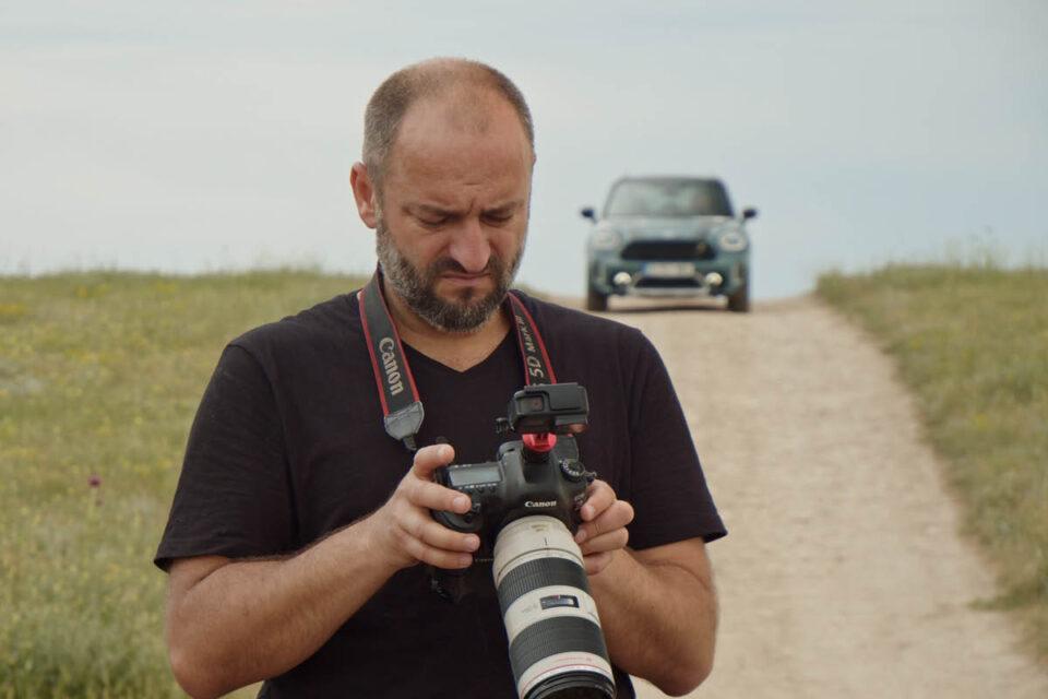 Fotograf profesionist Dragos Savu