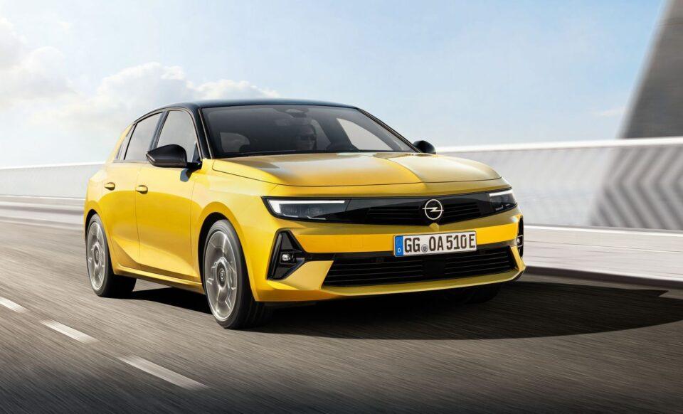 Noul Opel Astra