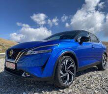 [VIDEO] Nissan Qashqai 2021 la primul contact în România