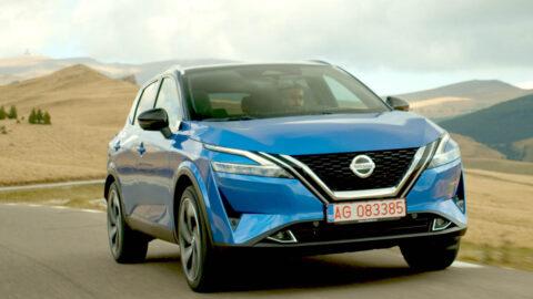 [VIDEO] Test noul Nissan Qashqai în versiunea de top